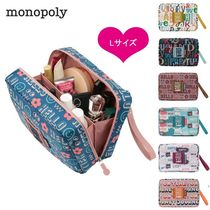 monopoly(モノポリー) ポーチ monopoly★ENJOY JOURNEY DAILY POUCH L