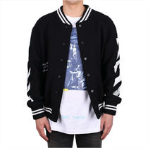 【関税負担】 OFF WHITE BOMBER JACKET