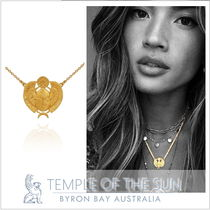 AU発日本未入荷■TEMPLE OF THE SUN■シンボルネックレスGOLD