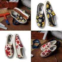 VANS☆ANAHEIM FACTORY  CLASSIC SLIP-ON 98 DX  花柄