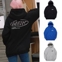 ACOVER(オコボ) パーカー・フーディ 【ACOVER】MERC BACK HOODIE (3color) - UNISEX