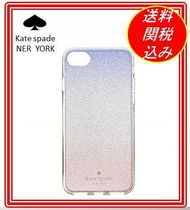 関税送料込 Kate Spade New York Sunset Glitter Ombre Phone