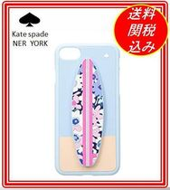 関税送料込 Kate Spade New York Surfboard Stand iPhone 8