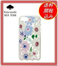 関税送料込 Kate Spade New York Jeweled Daisy Garden iPhone 8