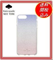 関税送料込 Kate Spade New York Sunset Glitter Ombre Phone+