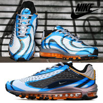 日本未入荷◆NIKE◆AIR MAX DELUXE PHOTO BLUE/WOLF GREY 正規品