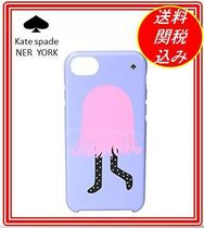 関税送料込 Kate Spade New York Monster Phone Case iPhone 7