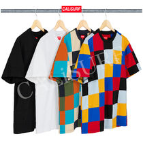 【AW18】Supreme (シュプリーム)PATCH WORK Pique T/送料無料