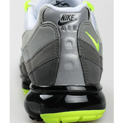 Nike スニーカー ◆日本未入荷◆NIKE◆AIR VAPORMAX 95◆NEON YELLOW GRADATION(19)