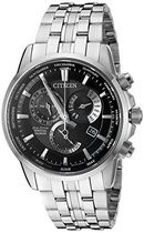 シチズン Citizen Eco-Drive Men's 'Perpetual Calendar' BL8140