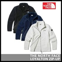 THE NORTH FACE(ザノースフェイス) アウターその他 【THE NORTH FACE】LOYALTON ZIP-UP 3色 NJ4FJ52