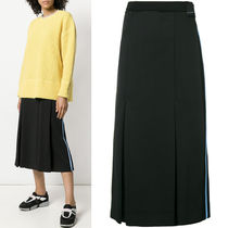 PR1451 JERSEY SKIRT WITH VELCRO STRAP