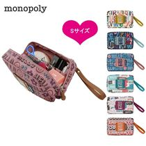 monopoly(モノポリー) ポーチ monopoly★ENJOY JOURNEY DAILY POUCH S