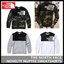THE NORTH FACE(ザノースフェイス) スウェット・トレーナー 【THE NORTH FACE】NOVELTY NUPTSE SWEATSHIRTS 3色 NM5MJ50