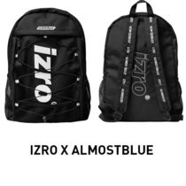 ★ALMOST BLUE★韓国 バックパック ALMOST BLUE x IZRO BAGPACK