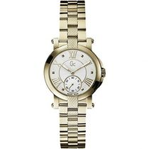 Guess Collection GC Demoiselle x50002l1s 32?mm Gold Steelブ
