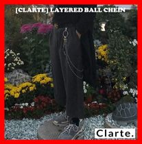 clarte(クラルテ) アクセサリーその他 18AW ☆ 韓国の人気 ☆【Clarte】☆  Layered ball chain ☆