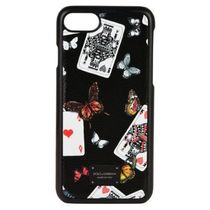 Dolce & Gabbana☆cards and butterfly iPhone 7 / 8 ケース