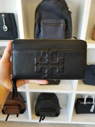 Tory Burch 長財布 【即発◆3-5日着】TORY BURCH◆BOMBE-T ZIP CONTINENTAL◆48312(2)