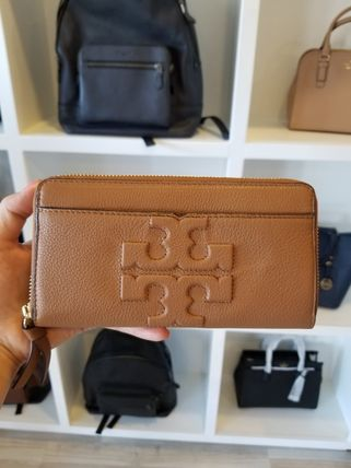 Tory Burch 長財布 【即発◆3-5日着】TORY BURCH◆BOMBE-T ZIP CONTINENTAL◆48312(12)