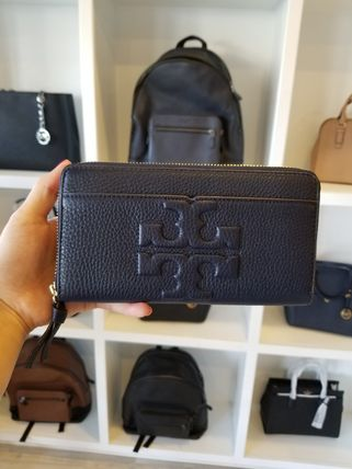 Tory Burch 長財布 【即発◆3-5日着】TORY BURCH◆BOMBE-T ZIP CONTINENTAL◆48312(15)