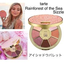 限定☆tarte☆Rainforest of the Sea☆Sizzle☆アイシャドウ