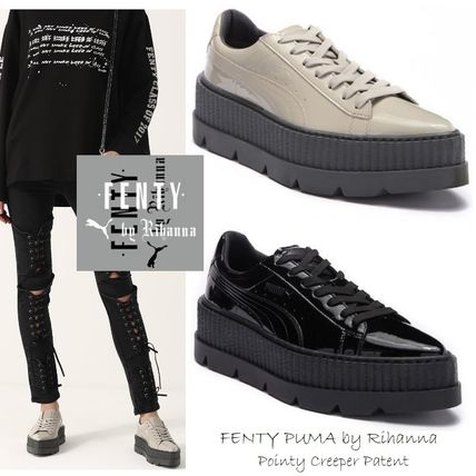 【SALE】FENTY PUMA by Rihanna Pointy Creeper Patent 2色