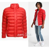 【2018-19AW】Tommy Jeans LIGHT ダウンジャケット Red