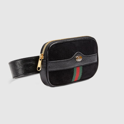 GUCCI スマホケース・テックアクセサリー 【正規品保証】GUCCI★18秋冬★OPHIDIA BELTED IPHONE CASE(2)