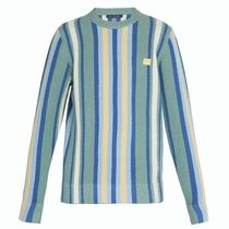 【18-19AW】新作!ACNE STUDIOS★Striped towelling スウェット
