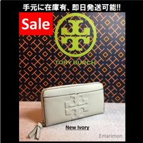 2018年新作 Tory Burch  BOMBE-T ZIP CONTINENTAL 長財布 48312