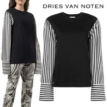 【18AW】★Dries Van Noten★elongated sleeves blouse
