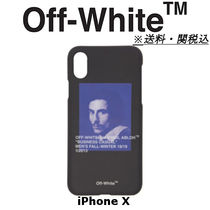 *特別セール* OFF-WHITE Black Bernini iPhone X ケース 送関込
