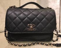2018CHANEL★再入荷 New BUSINESS AFFINITY in BLK Small