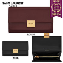 【正規品保証】SAINT LAURENT┃18秋冬┃BELLECHASSE FLAP WALLET