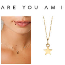 ARE YOU AM I(アーユーアムアイ) ネックレス・ペンダント 【ARE YOU AM I】●モデル愛用中●FINE STARN CHARM