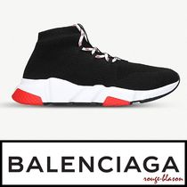 【国内発送】Balenciaga スニーカー Speed woven laceup mid-top