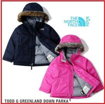 THE NORTH FACE★正規品★TODD G GREENLAND DOWN PARKA/安心追跡