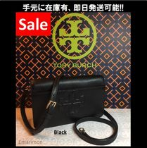 2018年新作 Tory Burch★ BOMBE-T SMALL CROSSBODY 48309 Black