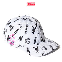 【新作】ANTI SOCIAL SOCIAL CLUB x playboy all over CAP