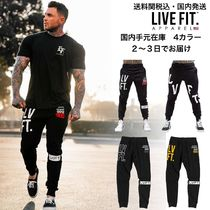 Live Fit(リブフィット) ハーフ・ショートパンツ 国内発送・送料関税込み☆LIVE FIT☆Stacked Joggers