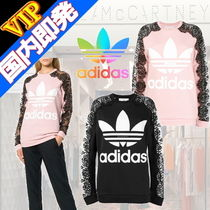 "◆◆VIP◆◆Stella McCartney  ""Adidas"" Cotton Lace Sweatshirt"