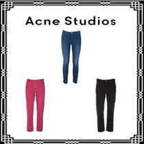 Acne★希少★大特価!Boy cotton-denim jeans★関税込!