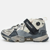 ★VETEMENTS X REEBOK★韓国限定18SS GENETICALLY MODIFIED PUMP