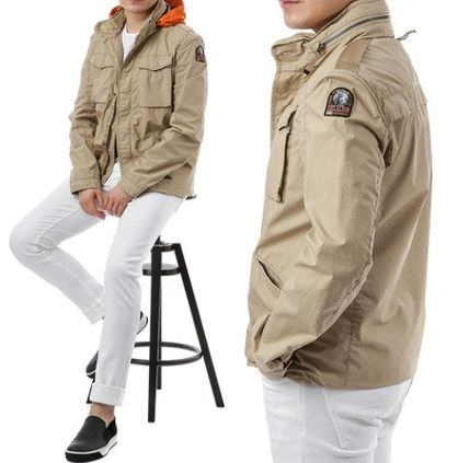 【EMS発送/関税込】PARAJUMPERS☆18SS CARLOS FIELDジャケット