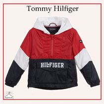 Tommy Hilfiger☆大人もOK ウィンドチータージャケット  2-16Y