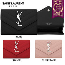【正規品保証】SAINT LAURENT┃18秋冬┃SMALL ENVELOPE WALLET
