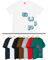 Week2新作!SUPREME18FW★Stagger Tee