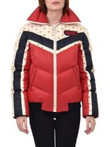【関税負担】♡GUCCI♡ Nylon Jacket with Patch