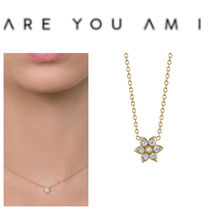 【ARE YOU AM I】●モデル愛用中●LULE CHOKER FINE NECKLACE